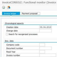 invoice ledger