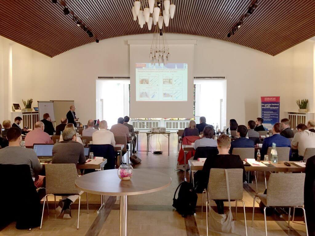 SEEBURGER Customer Advisory Board Hamburg 2017