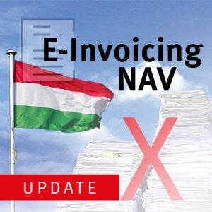 E-Invoicing NAV Update
