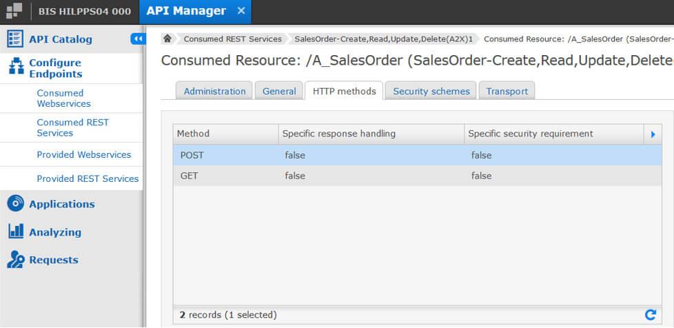 SEEBURGER API Manager