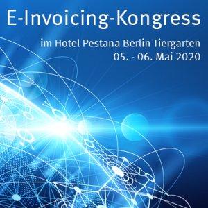 E-Invoicing Kongress Berlin 2020