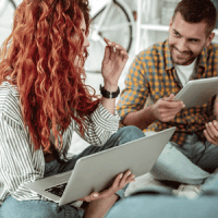 Generation Y - mobile working, digital communication, agile methods