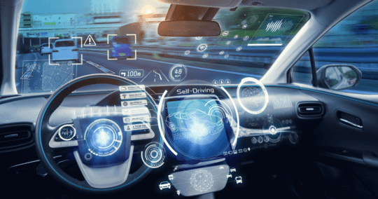 Digital Ecosystems - Automotive Industry Trends and Data Integration